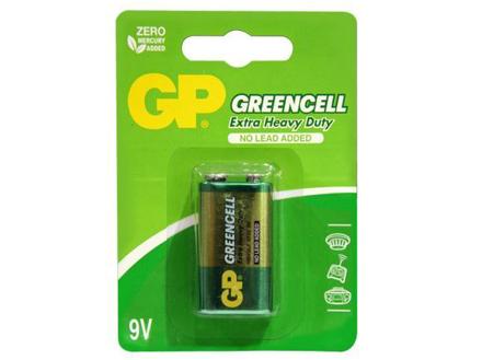图片 GP Batteries Greencell - 9v 1 pc.