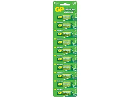 图片 GP Batteries Greencell - AA 10 pcs.