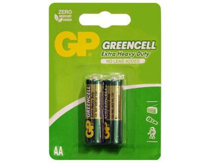 图片 GP Batteries Greencell - AA 2 pcs.