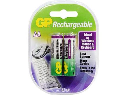 图片 GP Batteries APC Rechargeable - AA 2 pcs. 1800mAh