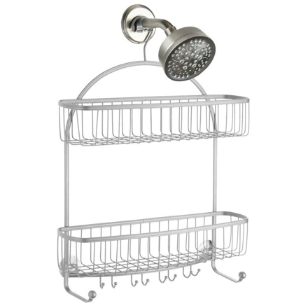 圖片 Interdesign York Lyra Jumbo Shower Caddy