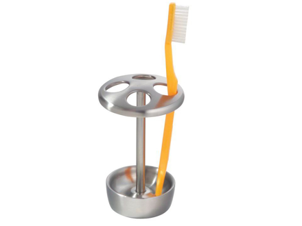 圖片 Interdesign Forma Series - Toothbrush Stand Brushed Finish