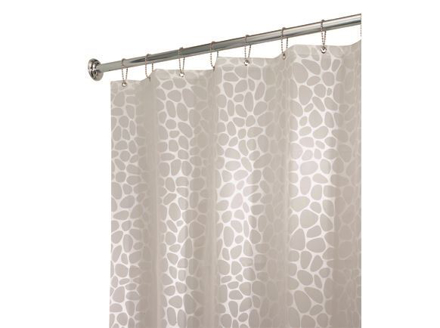 圖片 Interdesign Eva Series - Shower Curtain White