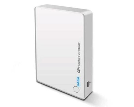圖片 GP Batteries DC POWER BANK PORTABLE GP382 WHITE