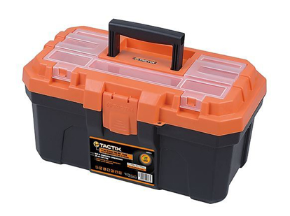 "Picture of Tactix Plastic Tool Box 19.5 """