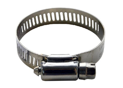 Picture of Hose Clamp Galvanized - Inch Size