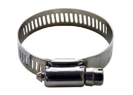 圖片 Hose Clamp Galvanized - Inch Size