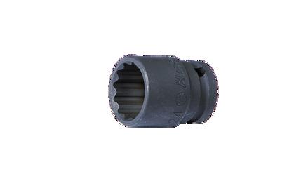图片 Hans 12 Point Impact Socket - Metric Size - 84402M
