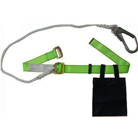 圖片 Adela Industrial Safety Belt Double Ring with Big Hook H-131