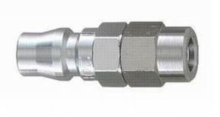 图片 THB 8x12 Steel Quick Coupler Plug - PU Hose End