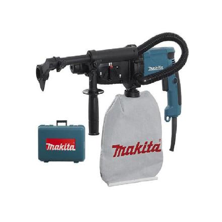 图片 Makita Rotary Hammer With Vacuum HR2432