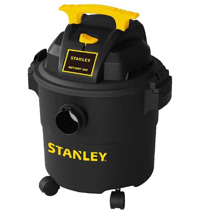 图片 Stanley Portable Poly Series Wet/Dry Vacuum STSL19115P