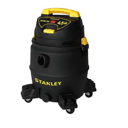 图片 Stanley Portable Poly Series Wet/Dry Vacuum STSL19017P