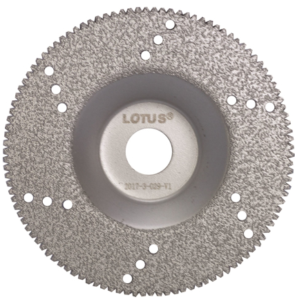 图片 Lotus LDC100GC TI Coated Diamond C/G Disc