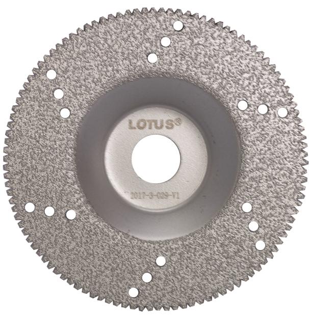 图片 Lotus LDC100GC TI Coated Diamond C/G Disc