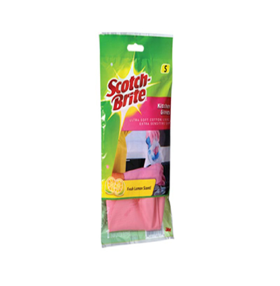 Picture of 3M Scotch Brite gloves kitchen small