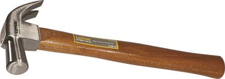 圖片 Lotus Claw hammer Wood Plain Face