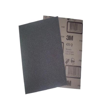 圖片 3M Sandpaper Wet or Dry G180