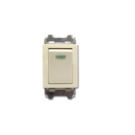 圖片 Royu 1 Way Switch with LED  (Classic) RCS7