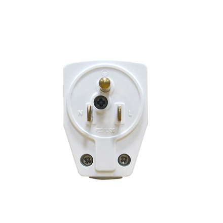 图片 Firefly Heavy Duty Plug with Ground FEDPL108