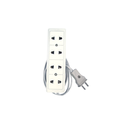 图片 Firefly 4 Gang 2-Pin Convenience Outlet ECSFO404