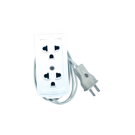 图片 Firefly Universal Duplex with Ground Convenience Outlet ECSDG402