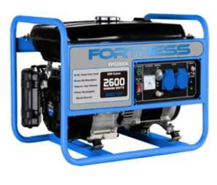 Picture of Fortress Gasoline FPG3300X