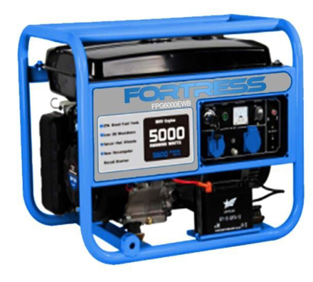 Picture of Fortress Gasoline FPG6000EWB