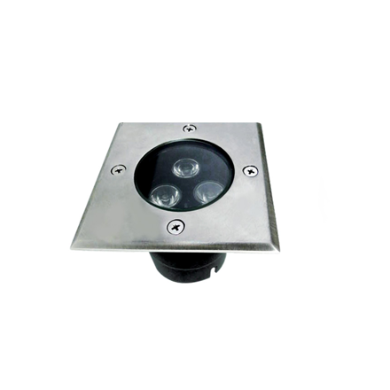 图片 Firefly Led Underground Square Type (White) ELDIG811W