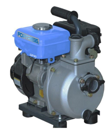 Picture of Fortress Gasoline Clean Water Pump FPGP4000