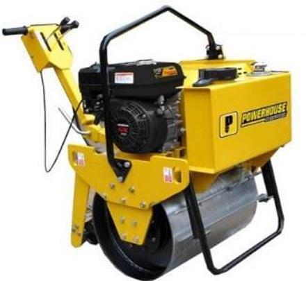 圖片 Powerhouse Road Roller Single Drum PHRR-SD450KG-EY20-5HP GAS