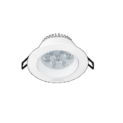 """Picture of Firefly Led 5.5"""" Downlight LDL235509WW (Warm White)"""