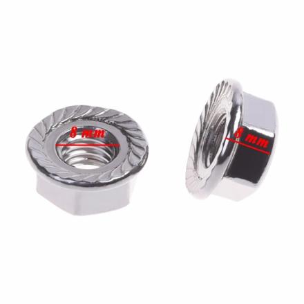 圖片 304 Stainless Steel Flange Nut