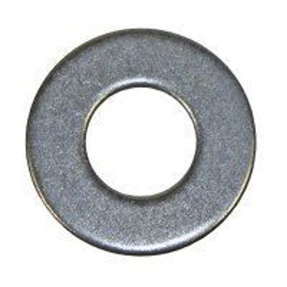 Picture of 316 Stainless Steel Flat Washer Inches Size