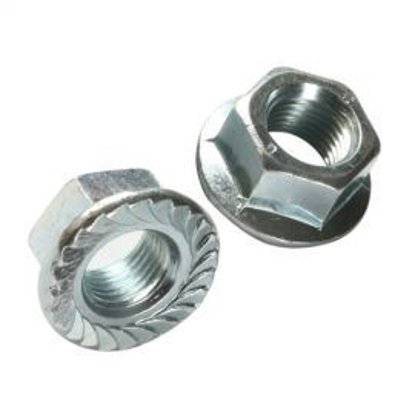 Picture of Flange Nut - Metric