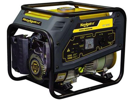 圖片 Navigator Unleaded Gasoline Generator RD3910