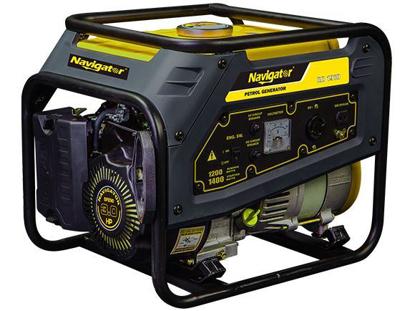 Picture of Navigator Unleaded Gasoline Generator, NVRD3910E