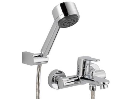 圖片 Delta On Wall Tub & Shower, Loop Handle 33550-LP