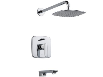 Picture of Delta In Wall Tub Shower 33885