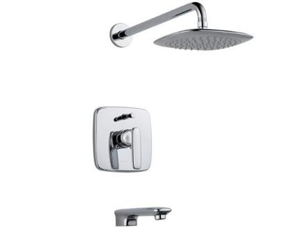 圖片 Delta In Wall Tub Shower 33885