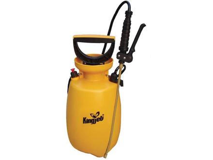 圖片 Kingjet 5L Pressure Sprayer Stainless Steel Lance & Nozzle, KJ50W
