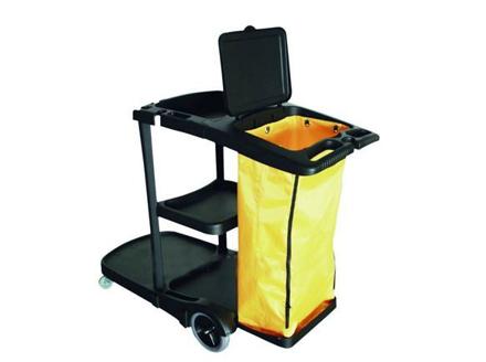 图片 EKO Janitor CartPP Material With PVC Bag EKEK26180