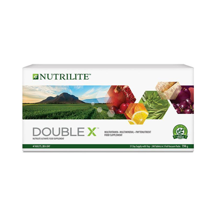 圖片 Nutrilite Double X 31-Day Supply