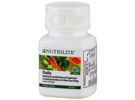 圖片 Nutrilite Daily Tablet