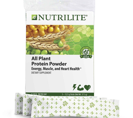 圖片 Nutrilite All Plant Protein Powder Stick