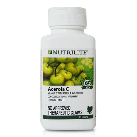 圖片 Nutrilite Acerola C Chewable Tablet