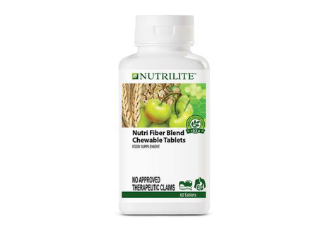 圖片 Nutrilite Nutri Fiber Blend Chewable Tablet
