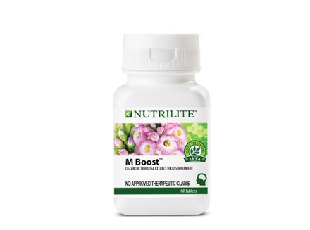 圖片 Nutrilite M Boost Tablet