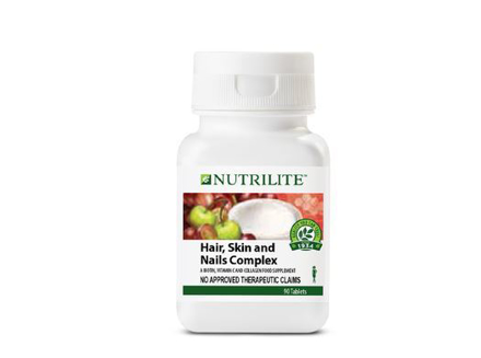 圖片 Nutrilite Hair, Skin And Nails Complex Tablet