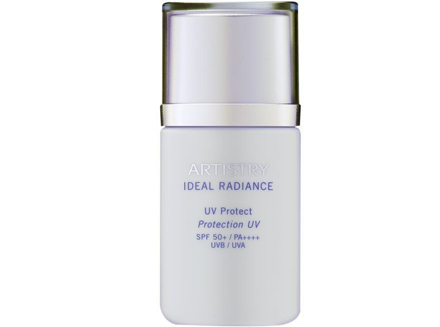 صورة Artistry Ideal Radiance UV Protect SPF 50 PA+++